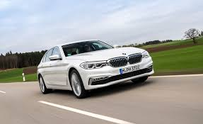 2018 bmw 5 series sedan pictures photo gallery car and driver