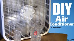 fans that work like ac how to make a homemade diy air conditioner youtube