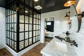industrial bathroom design contemporary farmhouse industrial bathroom dc metro by