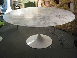 tulip dining table image of marble white tulip table replica eero