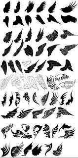 wing tattoos i want some wing tattoos on my shoulders and some