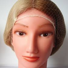 hair nets invisible hair nets disposable hairnet 20inch color