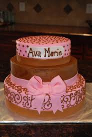 61 best baby shower pink u0026 brown theme images on pinterest