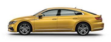 volkswagen up yellow the new arteon