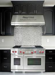 kitchen stove backsplash simple diy tile backsplash hometalk