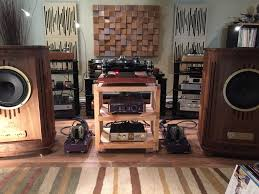 Wood Audio Rack Massif Audio Check Out This New Company