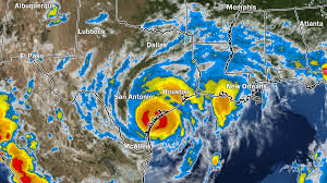 Weather Forecast San Antonio Texas October Hurricane Harvey By The Numbers Weather Richmond Com