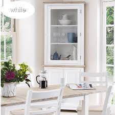 kitchen corner display cabinet console table kitchen dresser corner cupboard sideboard