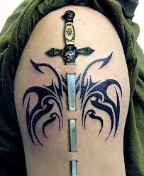 50 sword tattoo ideas art and design