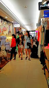 welcome to my pleasuredome platinum fashion mall in bangkok