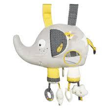 jouet siege auto jouet d éveil bébé led musical babyfan de sauthon baby deco sur