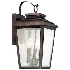 Outdoor Wall Sconce With Motion Sensor Sconce Innogear Solar Gutter Lights Wall Sconces With Mounting
