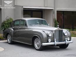 bentley brooklyn rolls royce silver cloud ii for sale hemmings motor news