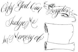 lettering styles lettering tat awesome fonts designs