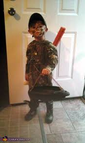 Bounty Hunter Halloween Costumes Duck Hunter Costume Costume Contest Sons Costumes
