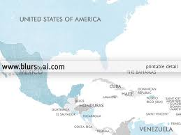Costa Rica On World Map by Custom Quote Color And Size World Map With Countries Named In