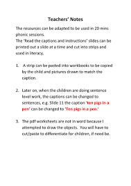 phase two letters and sounds sets 1 to 5 powerpoint