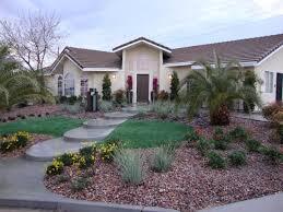 Front Yard Landscaping Ideas Florida Triyae Com U003d Backyard Desert Landscaping Ideas Las Vegas Various