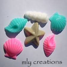 seashell soaps shop seashell soap on wanelo