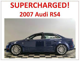 supercharged audi rs4 for sale audi used cars consignment car sales for sale lake
