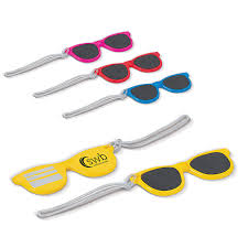 luggage tag slipper luggage tag sunglasses bown enterprises