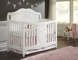 4 In 1 Convertible Crib White Review Of Stork Craft Princess 4 In 1 Fixed Side Convertible