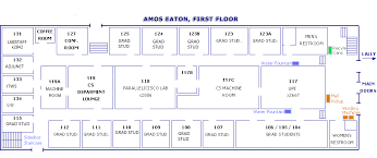 Eaton Center Floor Plan Graduate Admissions At Rensselaer Computer Science