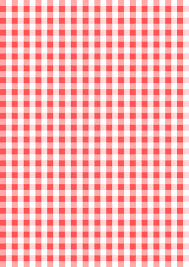 free digital red white gingham scrapbooking paper ausdruckbares