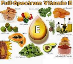 vitamin e foods supplements deficiency benefits side effects
