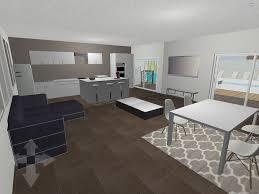 et cuisine home plan 3d salon salle à manger et cuisine américaine logiciel