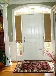 Curtains For Front Door Window Curtain Side Door Window Curtains Front Panel Curtain Rods Shade