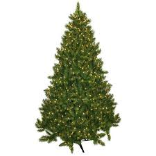 pre lit 7 5 vermont fir artificial tree 700 clear