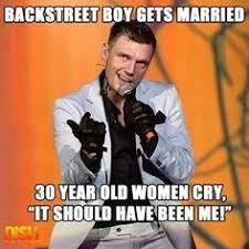 Backstreet Boys Meme - i still want to marry a backstreet boy sassy t shirt sassy shirt