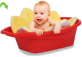 Blooming Bathtub Blooming Bath Plush Flower Bath Tub For Babies Viral Buyers Club