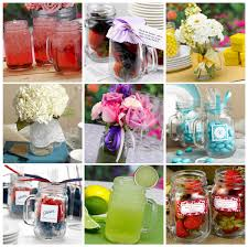 wedding jar ideas summer wedding centerpiece ideas featuring the country canning