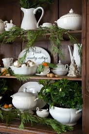 french country cottage french country cottage christmas home french country cottage french country cottage christmas home tour use fresh greenery anywhere you