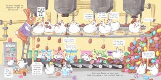 bunnies can u0027t lay eggs u0027 the class book review