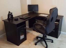 large l desk use the best gaming computer desk for a large under 250 i like cabot