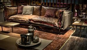 sofa designer marken arketipo und cattelan italia die haute couture des möbels