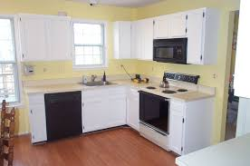 Kitchen Cabinet Door Makeover Painted Kitchen Cabinet Ideas And Kitchen Makeover Reveal The