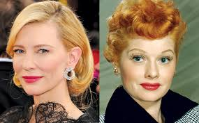 cate blanchett to star in lucille ball biopic written by aaron