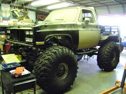K5 Chevy Blazer Mud Truck - new build same ole 86 blaze archive chevy k5 blazer