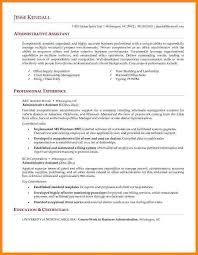 Administrative Assistant Sample Resumes by Sample Resume Executive Assistant Best 20 Sample Resume Ideas On