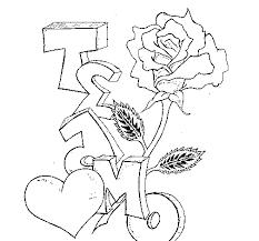 imagenes de amor para dibujar grandes dibujos pintar mi niña pinterest pintar amor para dibujar y