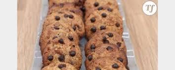 recette de cuisine m6 le meilleur pâtissier la recette des cookies de sébastien