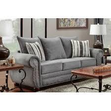 Striped Sofas Living Room Furniture Striped Wayfair