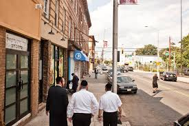 uneasy welcome as ultra orthodox jews extend beyond new york the