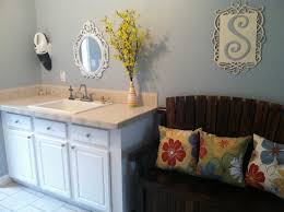 my laundry room used valspar autumn fog color paint love the