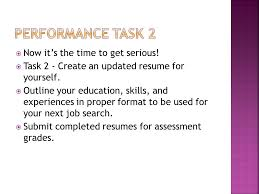 Submit Resume For Job by Mrs Wiley English 120 Most People Use Resumes As A Tool