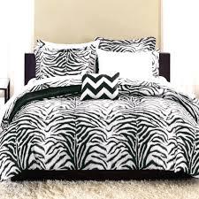 Walmart Mainstays Comforter Your Zone Mink Rainbow Zebra Bedding Comforter Set Walmart Com